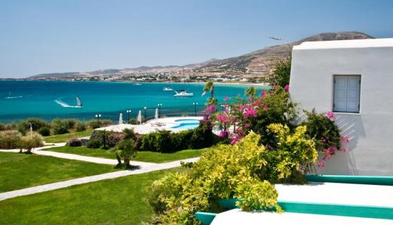 Poseidon Of Paros Resort